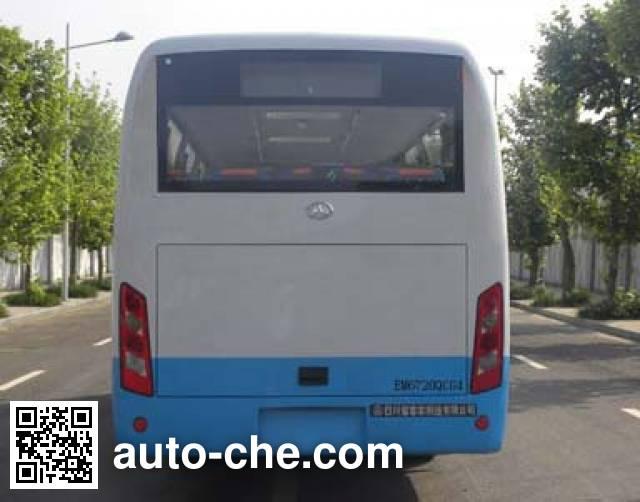 Emei EM6720QCG4 city bus