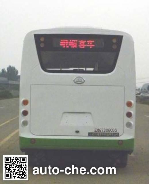 峨嵋牌EM6730QCG5城市客车
