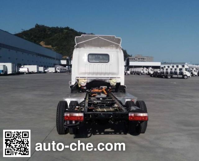 Dongfeng EQ1070TTEVJ16 electric truck chassis