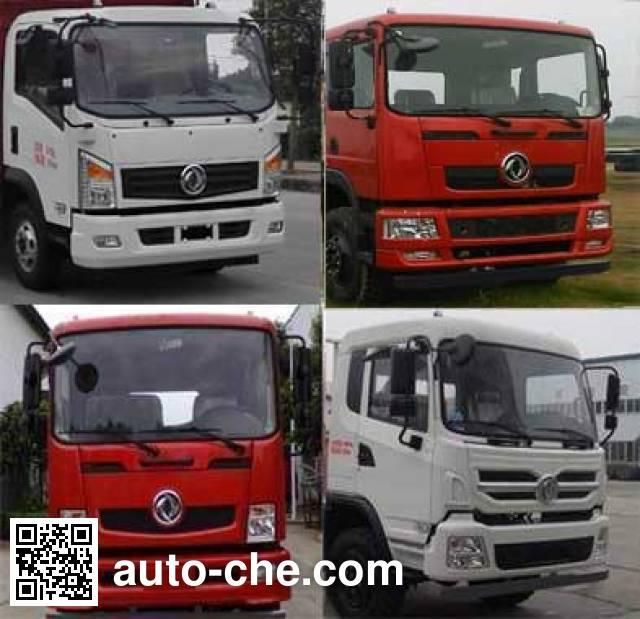 Dongfeng EQ5120CCYGZ5D1 stake truck