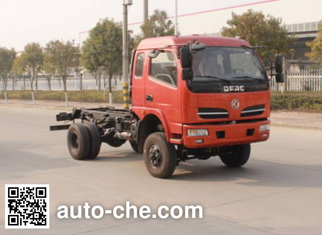 Dongfeng EQ2041LJ8GDF off-road truck chassis