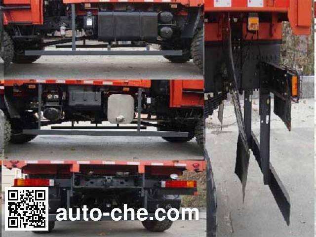 Dongfeng EQ2166AX desert off-road truck