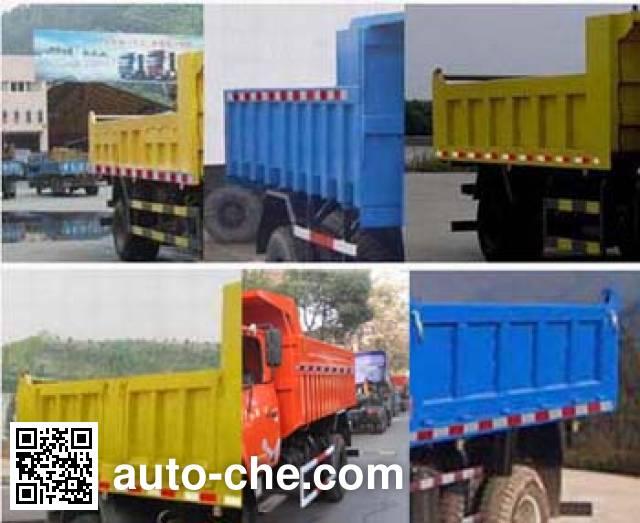 Dongfeng EQ3160FD4D dump truck