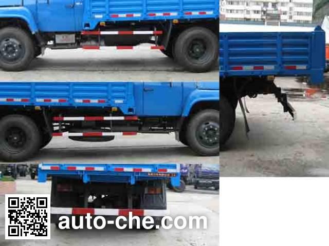 Dongfeng EQ3120FD4D1 dump truck