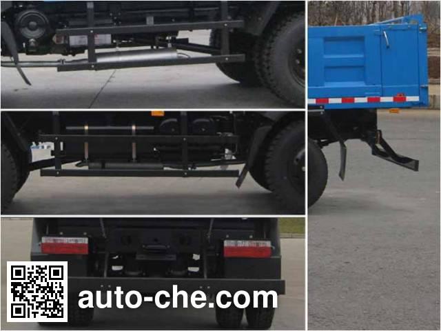Dongfeng EQ3120GLV3 dump truck