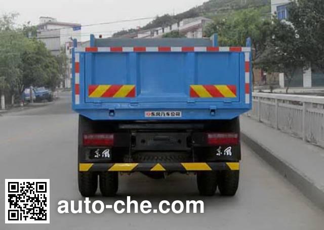 东风牌EQ3160GF6自卸汽车