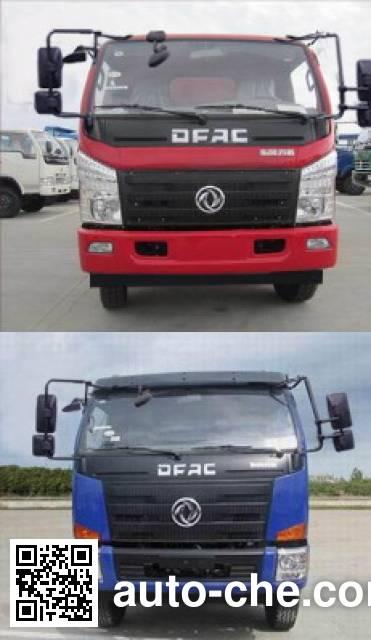 Dongfeng EQ3164GAC dump truck