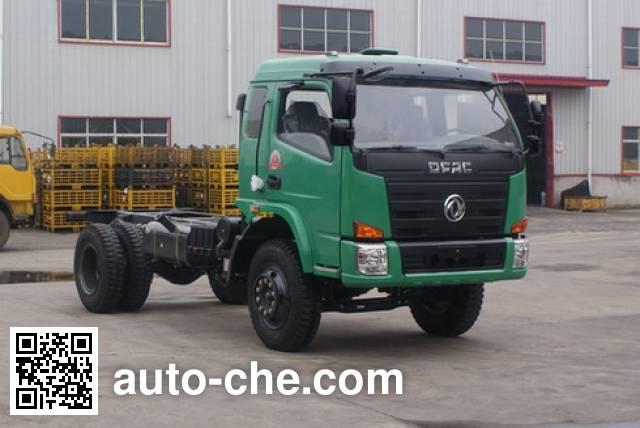Dongfeng EQ3164GJAC dump truck chassis