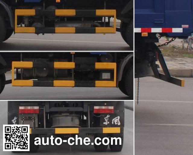 Dongfeng EQ3165G4AC dump truck