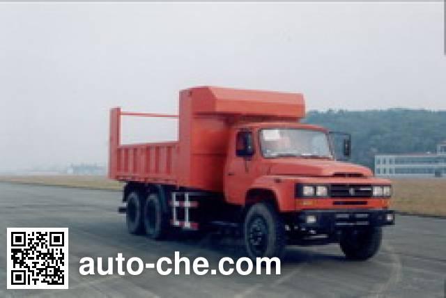 Dongfeng EQ3190FL natural gas dump truck
