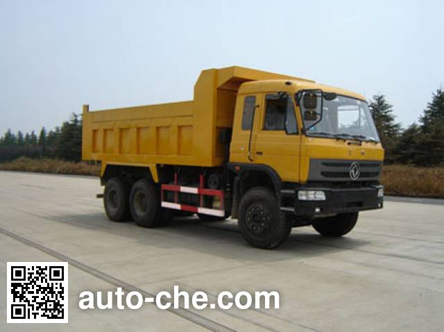 Dongfeng EQ3250GF31D dump truck