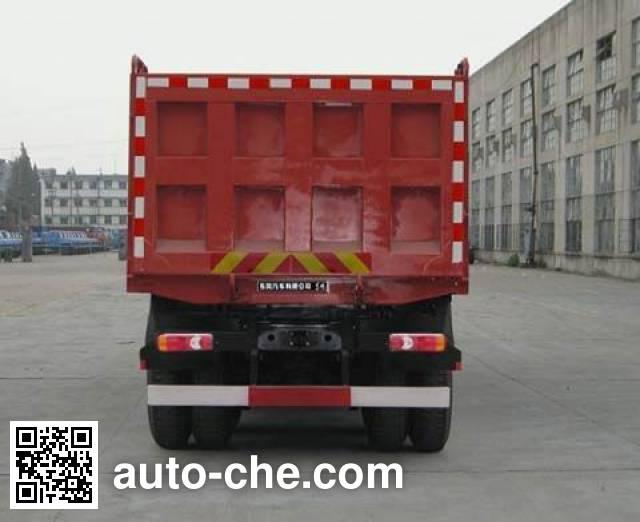 东风牌EQ3250GZ4D6自卸汽车