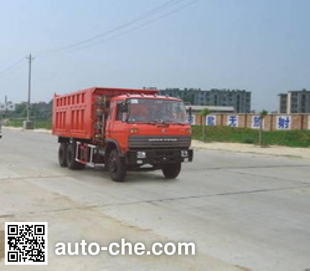Dongfeng EQ3251GL1 natural gas dump truck