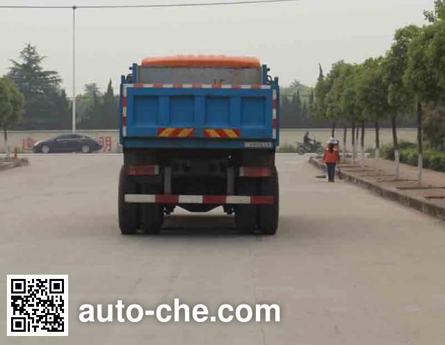Dongfeng EQ3258GLV1 dump truck
