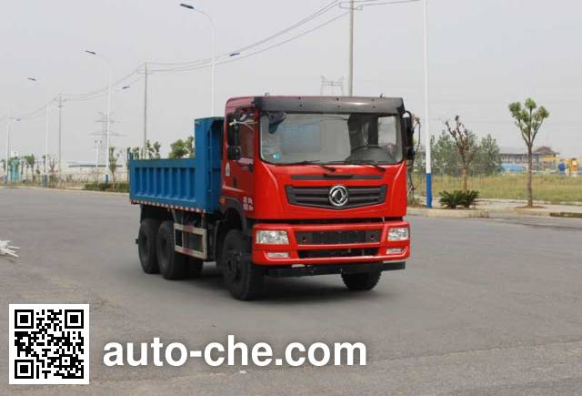 Dongfeng EQ3258GLV4 dump truck