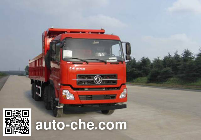 Dongfeng EQ3310AT21 dump truck