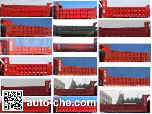 Dongfeng EQ3310AT22 dump truck