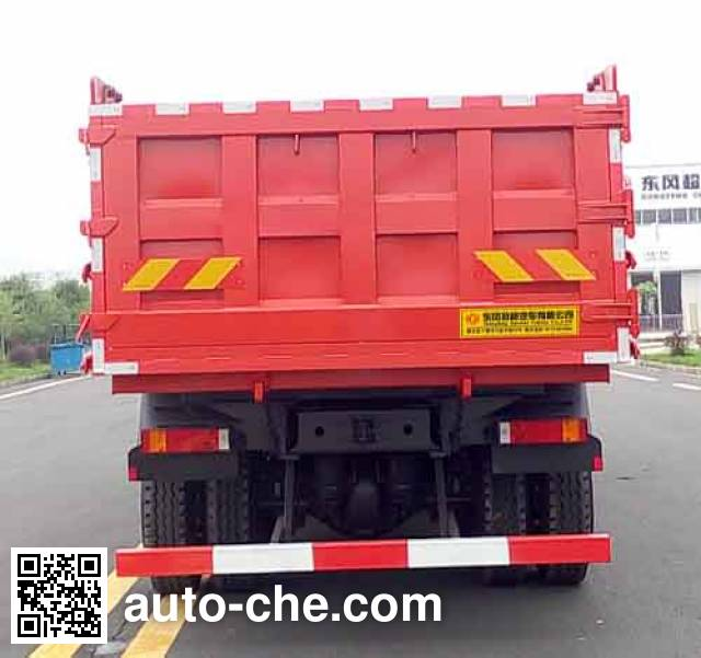 Dongfeng EQ3310AT25 dump truck