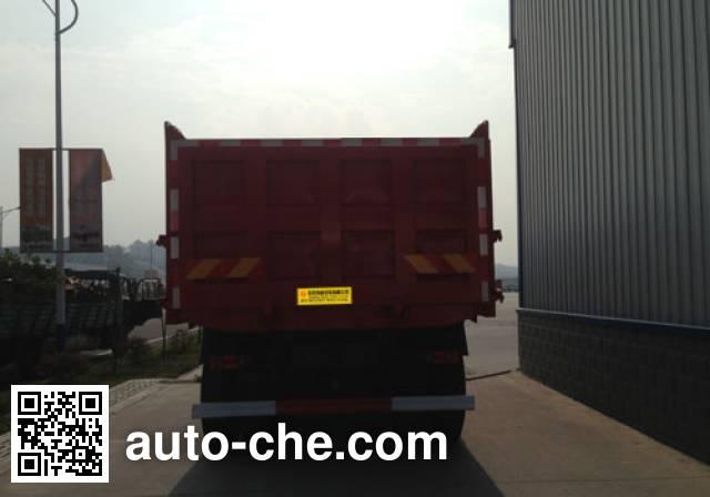 Dongfeng EQ3310BT3 dump truck