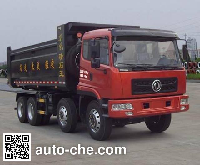 东风牌EQ3310GZ4D2自卸汽车