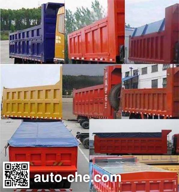 Dongfeng EQ3310GZ4D7 dump truck