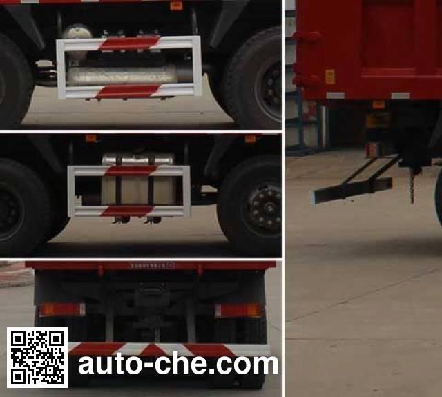 Dongfeng EQ3310GZ5D2 dump truck