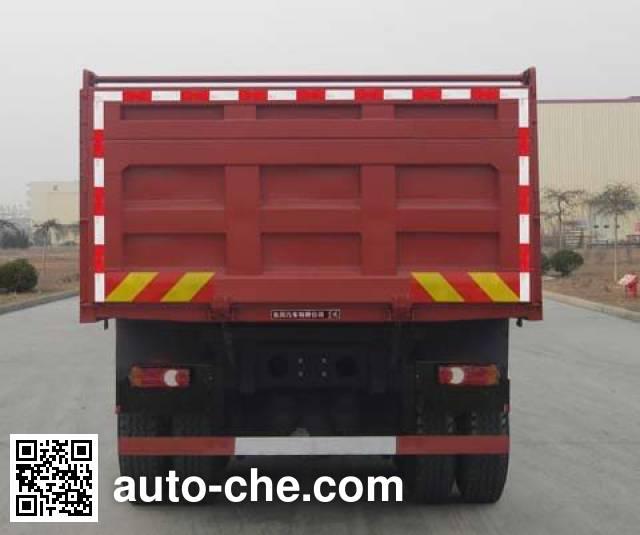 Dongfeng EQ3310GZ5N2 dump truck