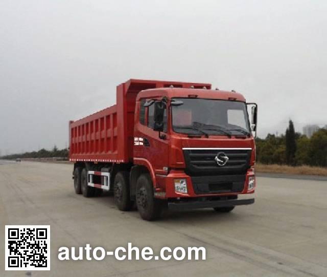 Dongfeng EQ3310GZM dump truck