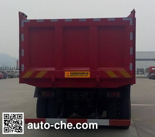 Dongfeng EQ3311M3FT dump truck