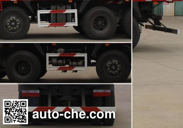Dongfeng EQ3318GFV2 dump truck
