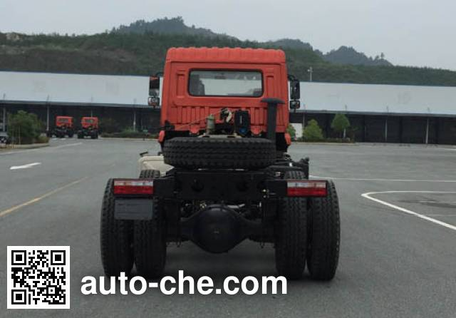 Dongfeng EQ3319GFVJ dump truck chassis