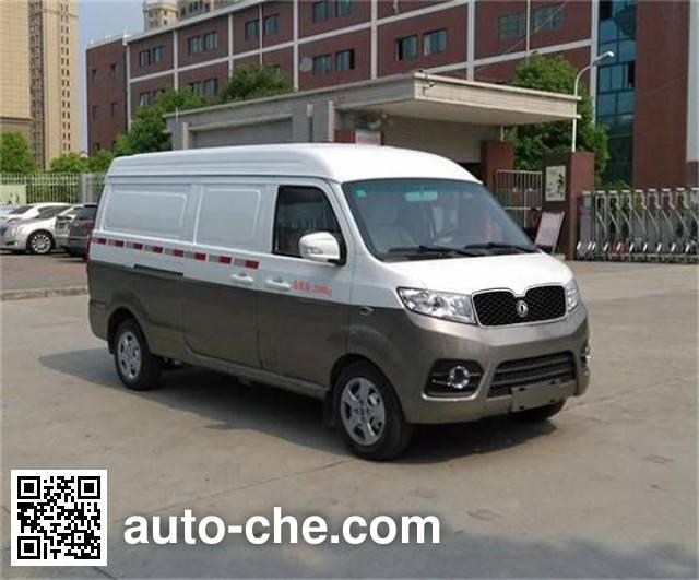 东风牌EQ5020XXYSZBEV纯电动厢式运输车