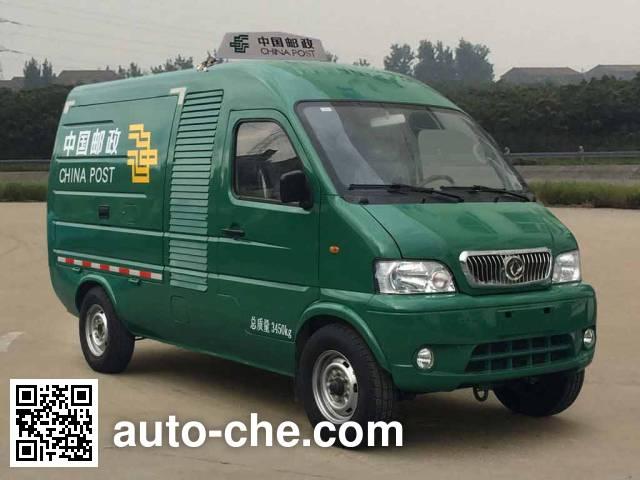Dongfeng EQ5031XYZTBEV electric postal van