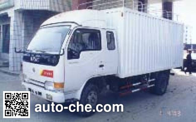 Dongfeng EQ5032XXYGR14D3 soft top variable capacity box van truck