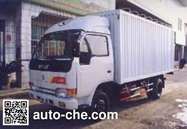 Dongfeng EQ5032XXYR14D3 soft top variable capacity box van truck