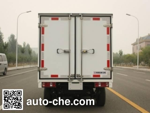 东风牌EQ5033XXYACBEV纯电动厢式运输车