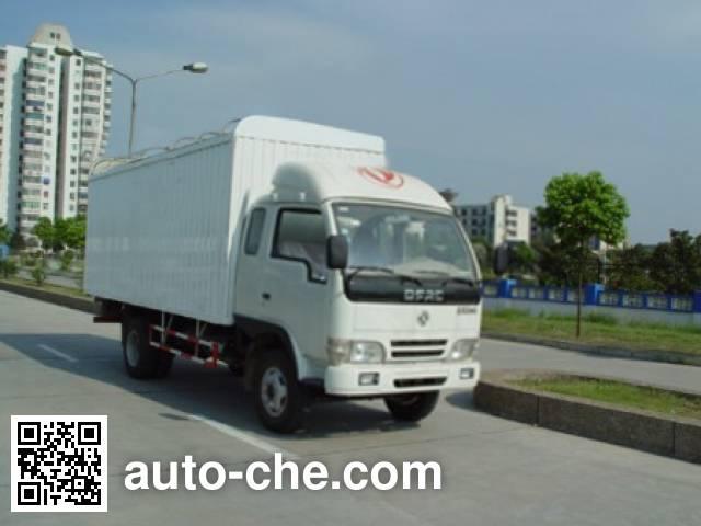 Dongfeng EQ5033XXYGR14D3A soft top variable capacity box van truck