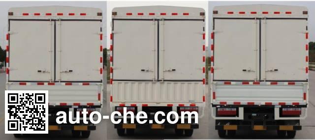 Dongfeng EQ5040CCY3BDDAC stake truck