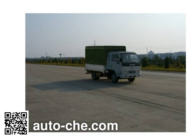 Dongfeng EQ5040TCPG14D3AC side curtain van truck