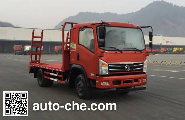 东风牌EQ5040TPBF平板运输车