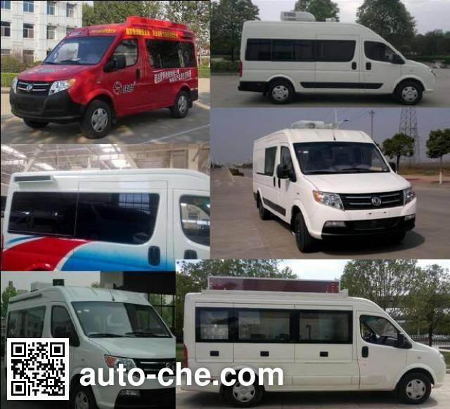 东风牌EQ5031XDW5A1M流动服务车