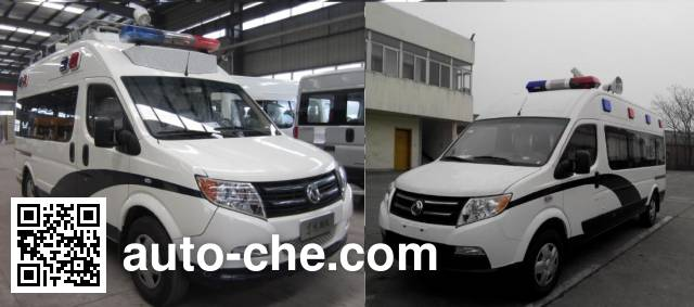 Dongfeng EQ5040XQC5A1 prisoner transport vehicle