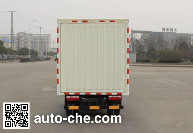 东风牌EQ5040XSHD3BDCAC售货车