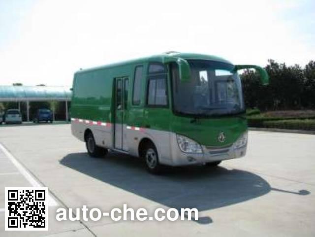 Dongfeng EQ5040XXY3G cargo and passenger van