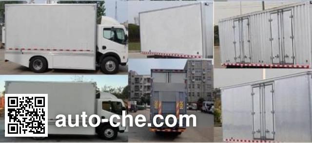 Dongfeng EQ5040XXYACBEV4 electric cargo van