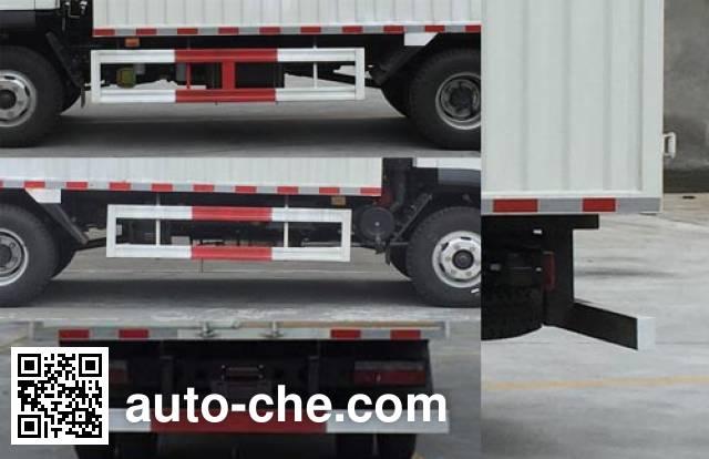 Dongfeng EQ5040XXYF2 box van truck