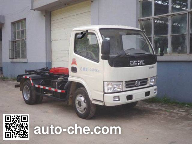 Dongfeng EQ5040ZXXS4 detachable body garbage truck