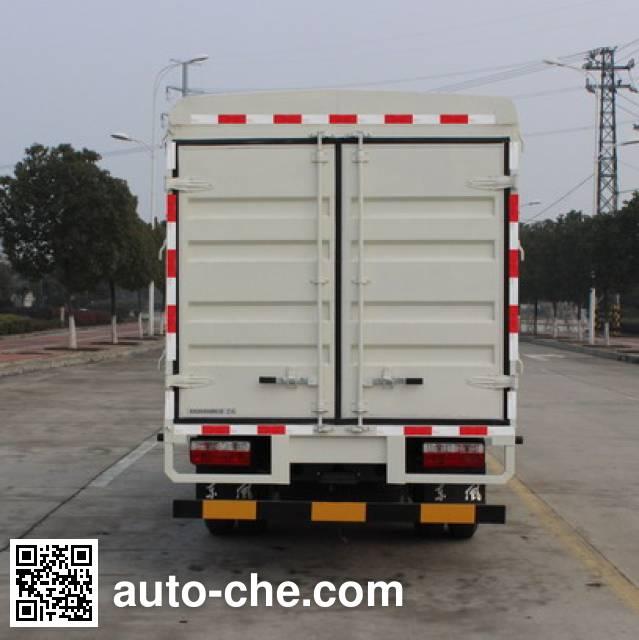 东风牌EQ5070CCYL3BDFAC仓栅式运输车