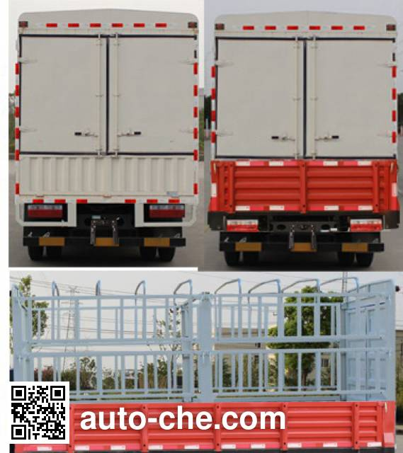 Dongfeng EQ5041CCYL3GDFAC stake truck
