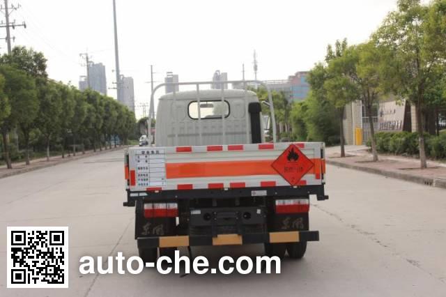 Dongfeng EQ5041TQP3BDCACWXP gas cylinder transport truck